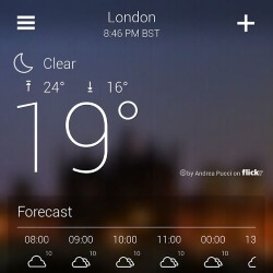 5 highly acclaimed weather apps for Android and iOS