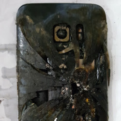 The nightmare doesn't end: another Galaxy S7 edge catches fire in Canada!