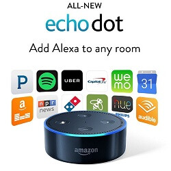 Amazon's new Echo Dot is now available for everyone and costs just $49.99