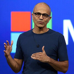 Down but not out: Microsoft's CEO admits company missed the mobile phone, discusses future