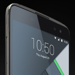 """The DTEK60 is """"absolutely not the last BlackBerry phone"""""""