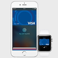 Apple Pay purchases increased by 500% year-over-year