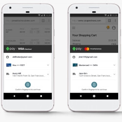 Android Pay to get Visa Checkout and Masterpass compatibility for mobile shopping