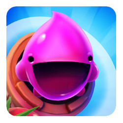 Juicy Jelly Barrel Blast is an addictive endless shooter for Android and iOS, now in open beta