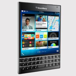 Buy the unlocked BlackBerry Passport for half price; BB10 powered handset is just $249