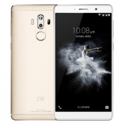 ZTE Axon 7 Max press render leaks ahead of October 27 reveal