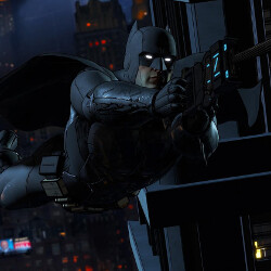 Telltale's Batman is finally available for Android!