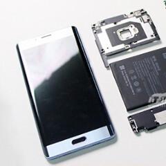 Xiaomi Mi Note 2 teardown showcases those powerful internals