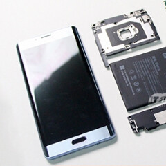 Xiaomi Mi Note 2 teardown showcases those powerful internals