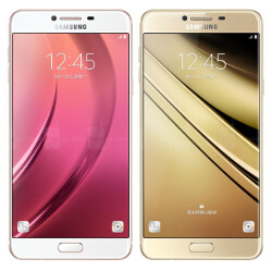 Samsung's Galaxy C7 Pro is a 5.7-inch phablet likely to be metallic