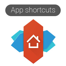Nova Launcher updated with app shortcuts from Android 7.1, other cool features