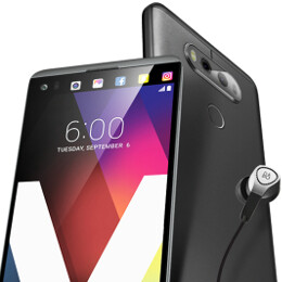 Unlocked LG V20 to be released in early November
