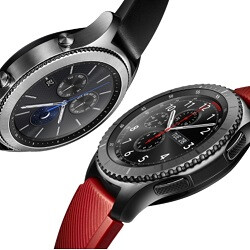 Samsung's new Gear S3 is now up for pre-order in the UK