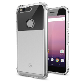 True colors: these are the top 5 best clear cases for the Google Pixel and Pixel XL