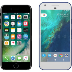 Poll: time for a showdown – Google Pixel or Apple iPhone 7?