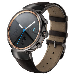 Asus ZenWatch 3 now available in the US, Snapdragon Wear 2100 and quick charging on board