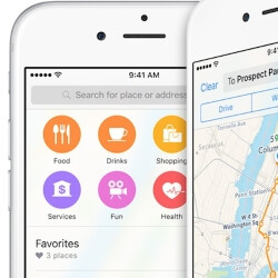 Apple adds Maps transit information for six Ohio cities