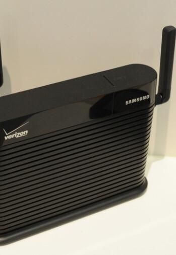 Samsung's new Combo FemtoCell for Verizon does EVDO