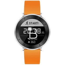 Fitness-first Huawei Fit is leaked with circular e-ink display and heart rate sensor