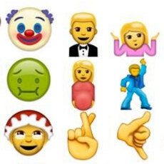 Here are all of the emoji, including the 72 new ones, available on iOS 10.2