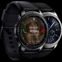 Samsung's Gear S3 will officially be up for pre-order in the US on November 6