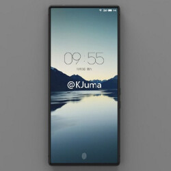 is this phone meizu's answer to the xiaomi mi mix?