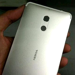Alleged Nokia Android phone rear panel leaks, jibes with previous renders