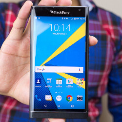 "BlackBerry releases software fix for the AT&T Priv's ""No Service"" issue"