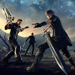 Square Enix and MZ to build Final Fantasy XV-themed mobile MMO