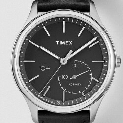 Timex releases $150 IQ+ Move analogue watch with smart fitness tracking
