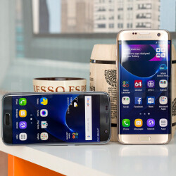 Check out the Android 7.1 Nougat beta running on Galaxy S7 edge