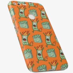 New Live Cases for the Google Pixel done by fashion designer Jeremy Scott now on sale