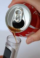 Cellphone of the future runs on Coca-Cola?
