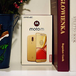 Midrange Moto M pops up in beautiful photos that showcase its curvy metallic body