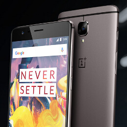 OnePlus says Dash Charge allows the 3T to be charged faster than the Google Pixel XL