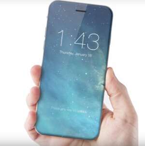 "Latest Apple iPhone 8 rumor claims new 5.2"" display size, radical new wrap-around design"