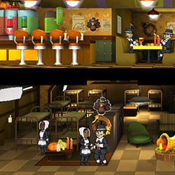 Spend some time in Vault 101 this Thanksgiving with Fallout Shelter's latest update