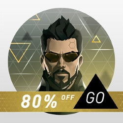 Deus Ex Go goes on sale ($0.99) ahead of upcoming Puzzle Maker update