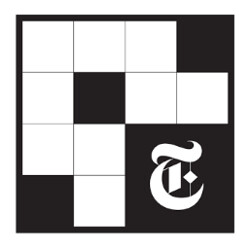 NY Times Crossword app for Android is now available from the Google Play Store