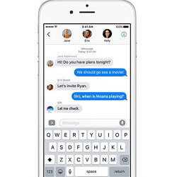 Siri might eventually feature Google Assistant-like functionality in iMessage
