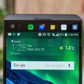 Evan Blass: the LG V30 won't come with a secondary ticker display
