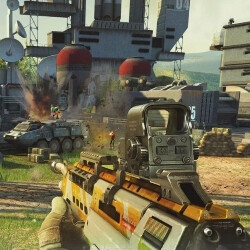 5 intense action games like Call Of Duty for Android and iOS