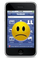 Facebook 3.1.1 for iPhone causing more problems for users?