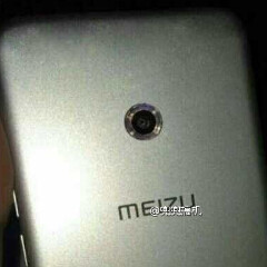 Meizu Pro 7 seen in live image and press render