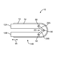 Apple receives a patent from the USPTO for devices with a flexible display