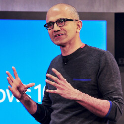Microsoft CEO Nadella wants to build the ultimate mobile device