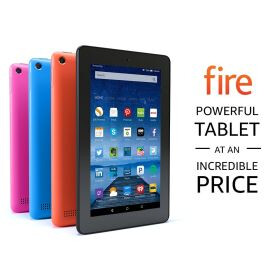 """Amazon debuts Black Friday 2016 tablet sales, 7"""" Fire and Fire HD 8 models up at notable discounts"""