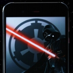 Japan gets Star Wars smartphones, envious we are
