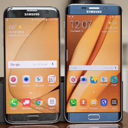 The S7 edge has the safest SAR rating of all current flagships, just like S6 edge before it
