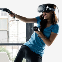 Microsoft Store has deals on the HTC Vive and Oculus Rift VR headsets
